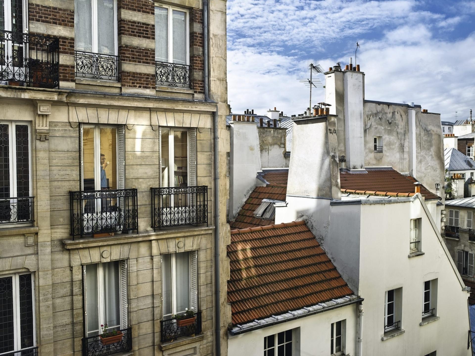 3 novembre 2012, rue de la Cerisaie, Paris 4e.
