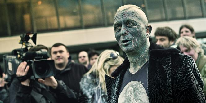 Méconnu du grand public, Vladimir Franz a réuni plus que les 50 000 parrainages nécessaires pour se présenter.