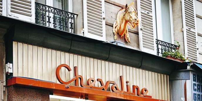 Chez Aline, Paris 11e. -