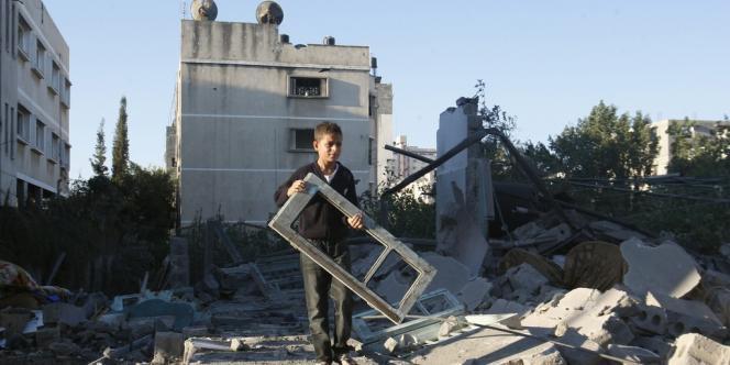 A Gaza, dimanche 18 novembre.
