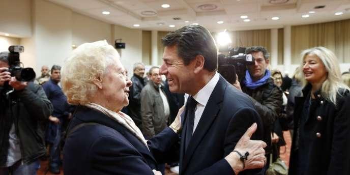 Le maire de Nice et soutien de François Fillon s'est ému de possibles fraudes venant du camp Copé.