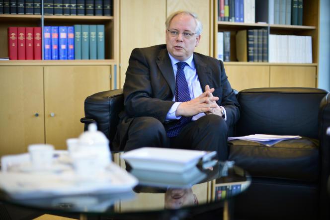 Dean Spielmann est le nouveau président de la Cour européenne des droits de l'homme.