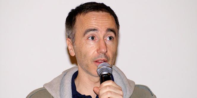 Le réalisateur du documentaire