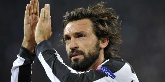 Andrea Pirlo, le 7 novembre à Turin.