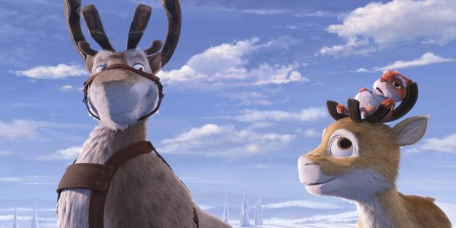 Une image du film d'animation finlandais de Kari Juusonen et Jorgen Lerdam,