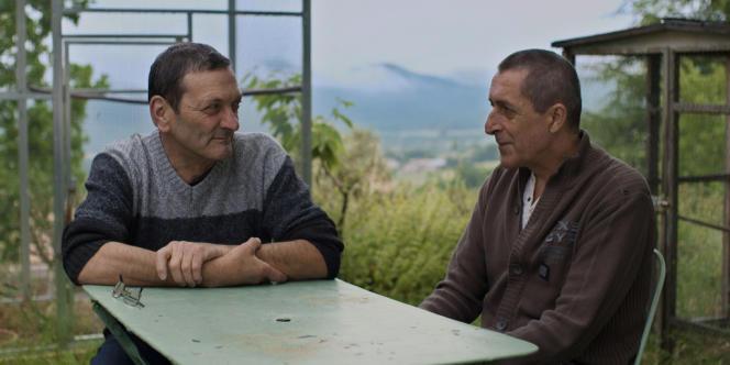 Une scène du film documentaire français de Sébastien Lifshitz,