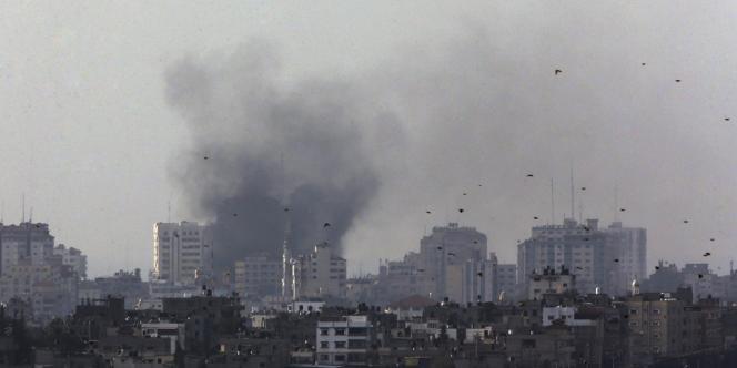 Gaza, lundi 19 novembre.