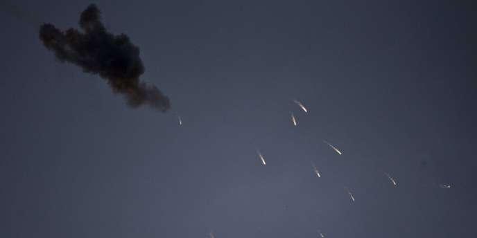 Le commandant des gardiens de la révolution iraniens affirme que les missiles Fajr-5 lancés depuis Gaza contre Israël