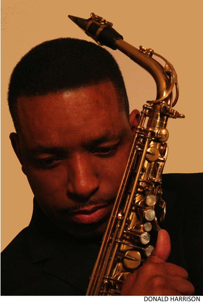 Le saxophoniste Donald Harrison est le Big Chief de Congo Nation Afro Nex-Orleans.