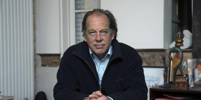 L'immunologiste Jean Claude Ameisen, nouveau président du Comité consultatif national d'éthique.