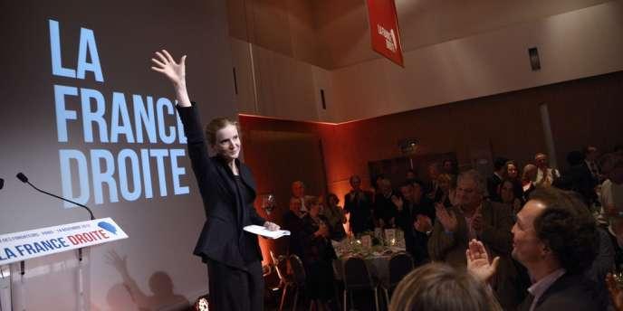 Nathalie Kosciusko-Morizet a lancé son mouvement, La France droite.