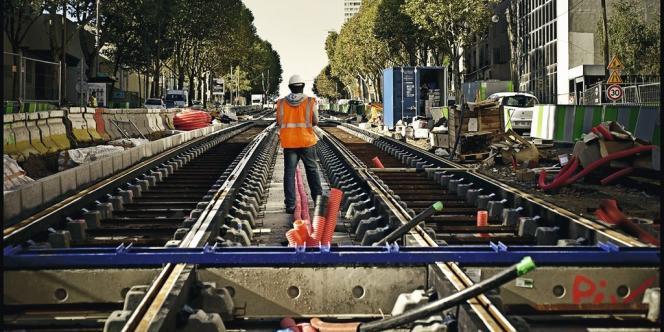 Le prolongement du T3, à Paris, sera inauguré le 15 décembre.