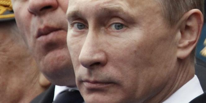Le président russe Vladimir Poutine, en mai 2012.