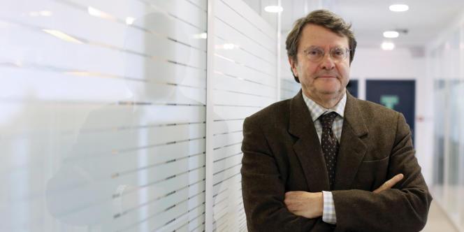 Erik Izraelewicz, ancien directeur des rédactions du