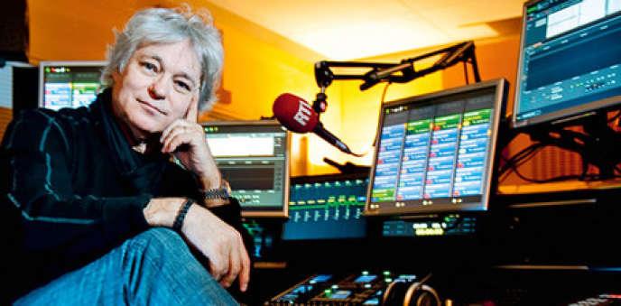 Georges Lang : la voix la plus ancienne de RTL fêtera, en mai 2013, le 40e anniversaire de ses