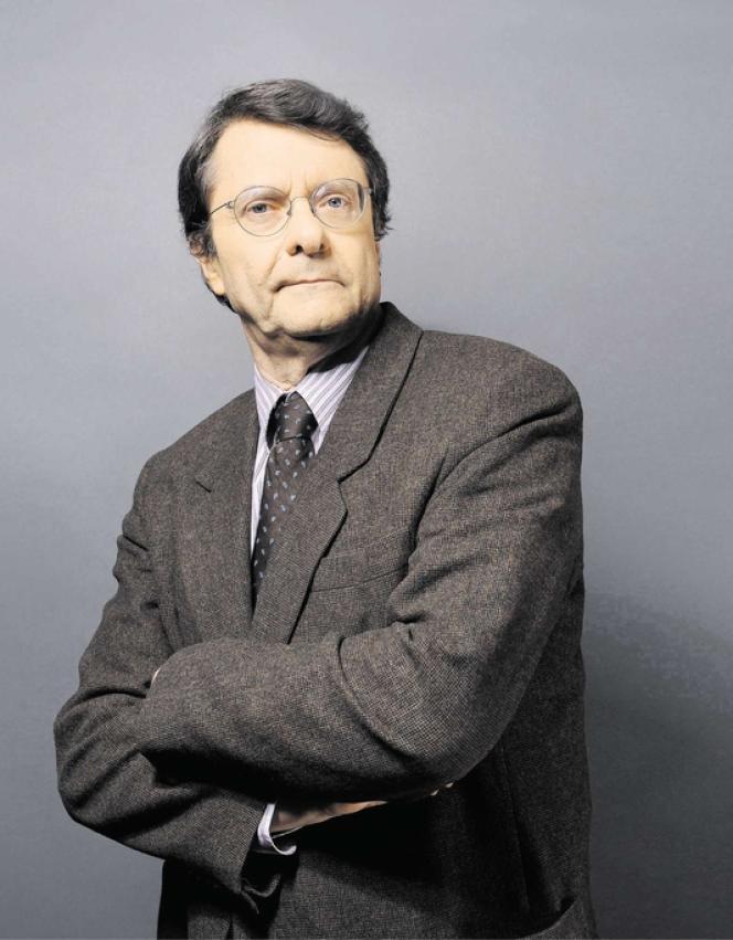 Erik  Izraelewicz, en 2011