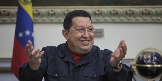 Chavez, réélu début octobre pour un nouveau mandat de six ans, a été opéré à trois reprises à Cuba depuis juin 2011 pour soigner un cancer dont il a annoncé l'été dernier qu'il était