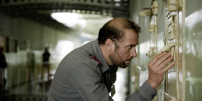 François Damiens dans le film français de Frédéric Fonteyne,