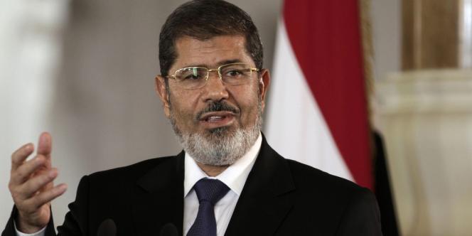 Le président égyptien, Mohammed Morsi.
