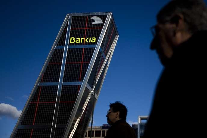 BFA-Bankia, quatrième banque du pays, Sauvée du désastre il y a moins de deux ans, elle est en passe d'être privatisée par Madrid.