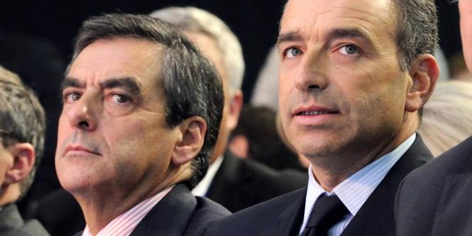 François Fillon et Jean-François Copé, le 27 septembre 2012.