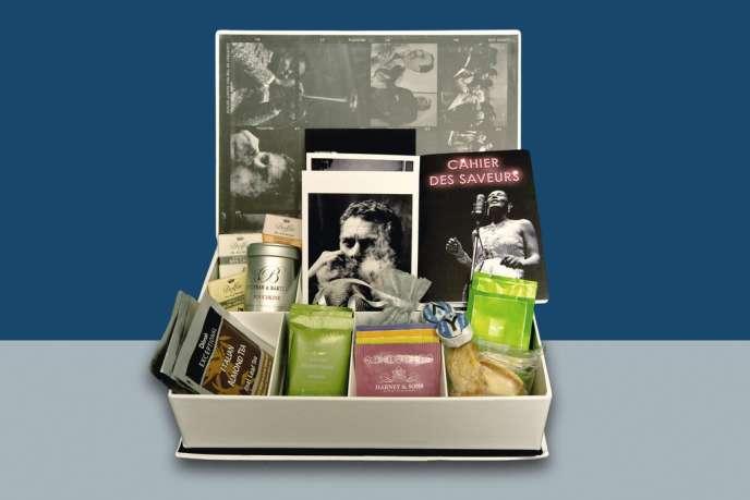 La Thé box permet de découvrir un assortiment de saveurs nouvelles.