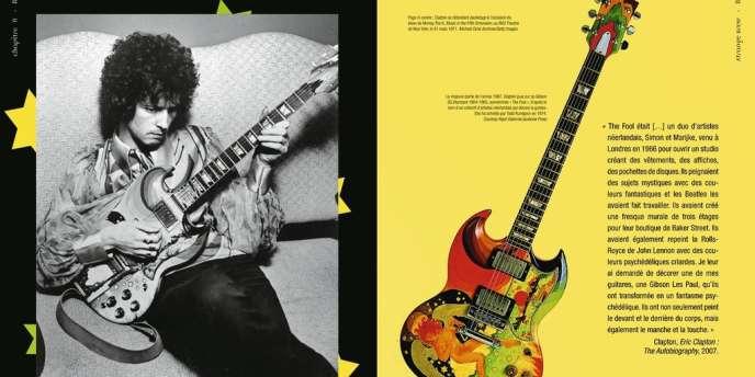Clapton. Le Dieu du blues - Chris Welch