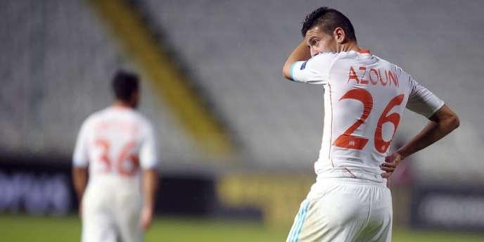 'Olympique de Marseille, déjà éliminée, quitte l'Europa League sur une lourde défaite contre la modeste équipe chypriote de l'AEL Limassol (3-0)