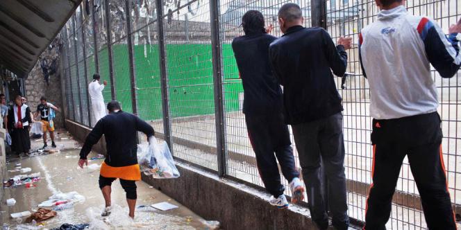 La prison des Baumettes à Marseille.