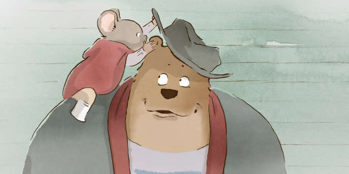 Une image du film d'animation français de Benjamin Renner, Vincent Patar et Stéphane Aubier,