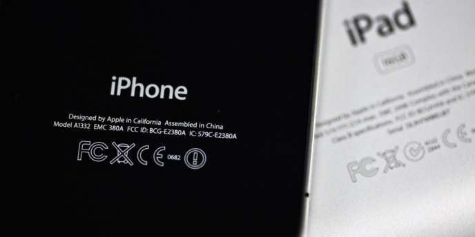 Si certaines parties de l'iPhone sont fabriquées aux Etats-Unis, l'assemblage se fait essentiellement en Asie.