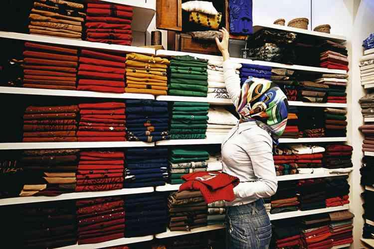 A Istanbul, la boutique Tugba & Venn, spécialisée dans la mode tesettür (conforme à l'islam).