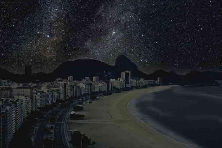 """Rio de Janeiro, le 4 juin 2011. 22° 58' 38"""" de latitude sud. Temps sidéral : 15 h 08.-"""