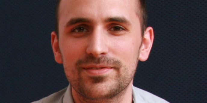 Benjamin Renner, l'un des trois réalisateurs du film d'animation français,