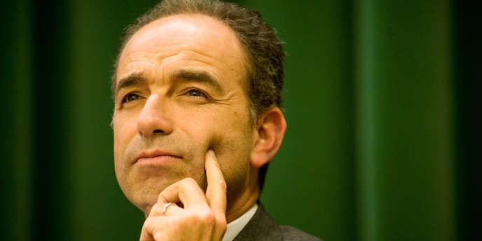 Le président de l'UMP, Jean-François Copé.