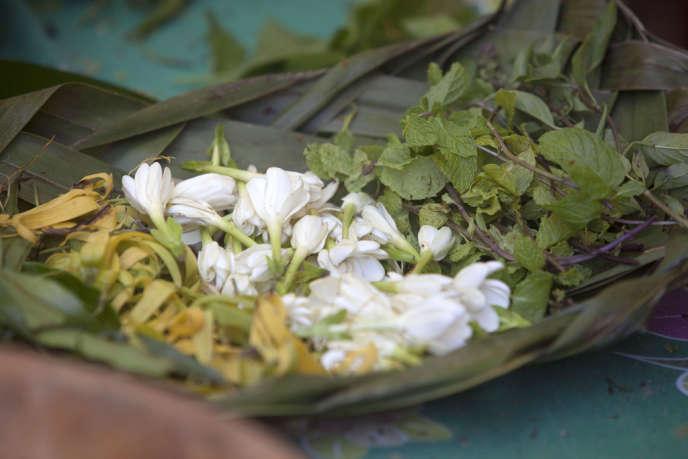A Tahiti La Fleur De Tiare Donne Le Tournis