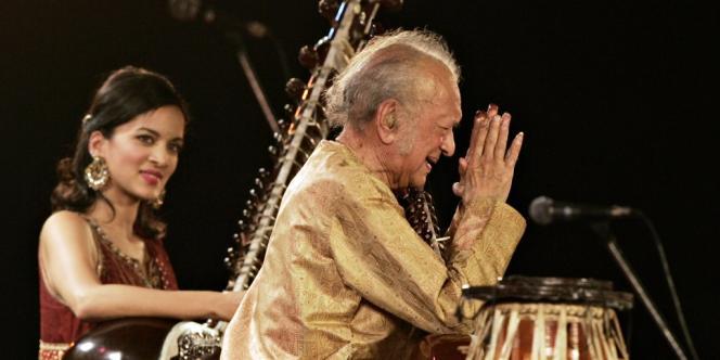 Le musicien s'était produit pour la dernière fois en concert le 4 novembre à Long Beach, en Californie, avec sa fille Anoushka.