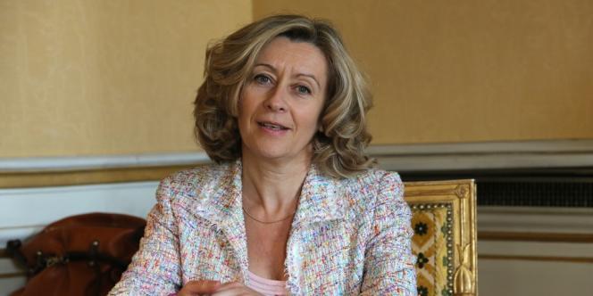 Hélène Conway-Muret, ministre déléguée auprès du ministère des affaires étrangères chargée des Français de l'étranger.