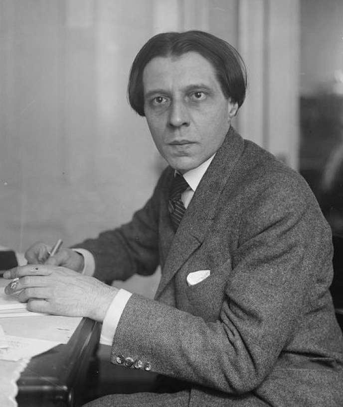 Alfred Cortot.