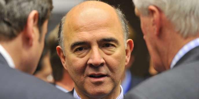 Pierre Moscovici estime que la croissance