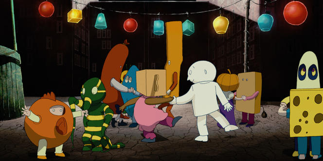 Une image du film d'animation allemand de Stephan Schesch,