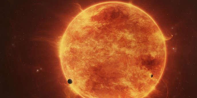 En fin de vie, le Soleil pourrait absorber la Terre.