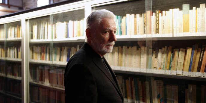 Philippe Descola, médaille d'or du CNRS 2012