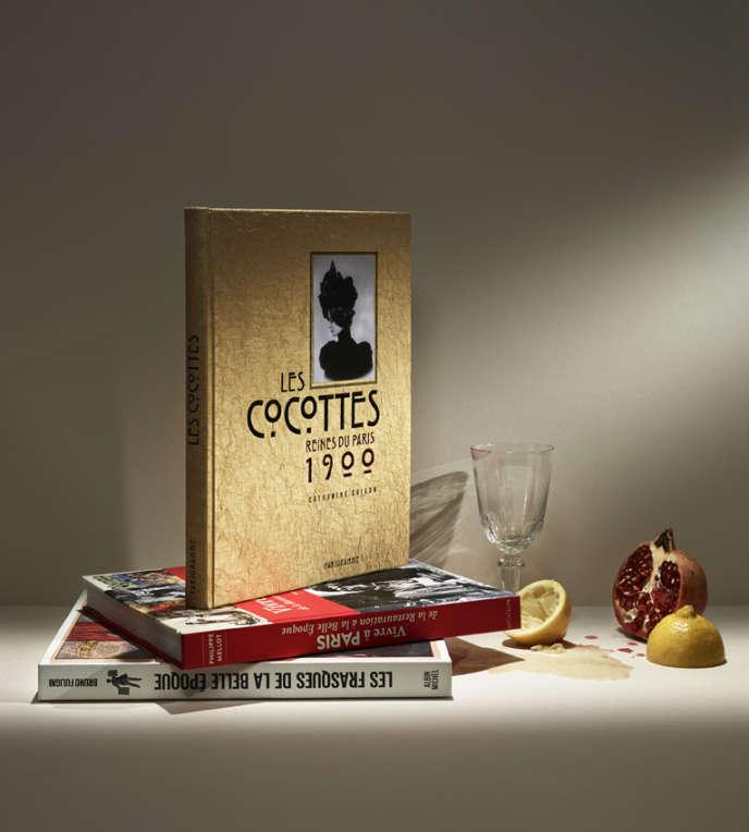 Beaux livres sur la Belle Epoque.