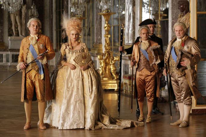 Diane Kruger incarne Marie-Antoinette dans le film de Benoît Jacquot,
