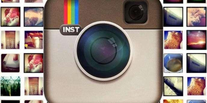 Le logo d'Instagram.