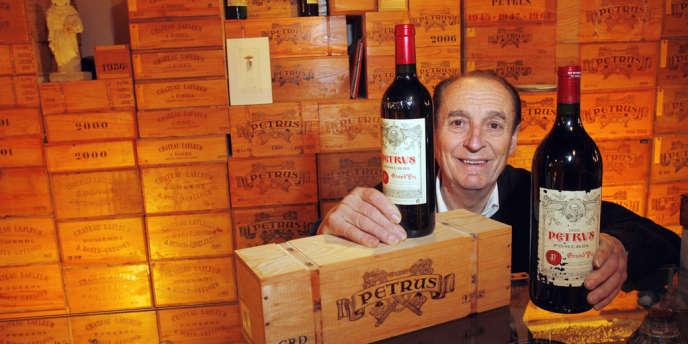 Michel-Jack Chasseuil, l'homme aux 30 000 flacons.