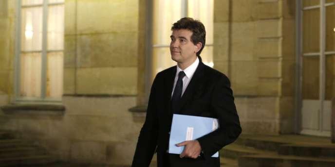 Arnaud Montebourg, le ministre du redressement productif, se dit  certain
