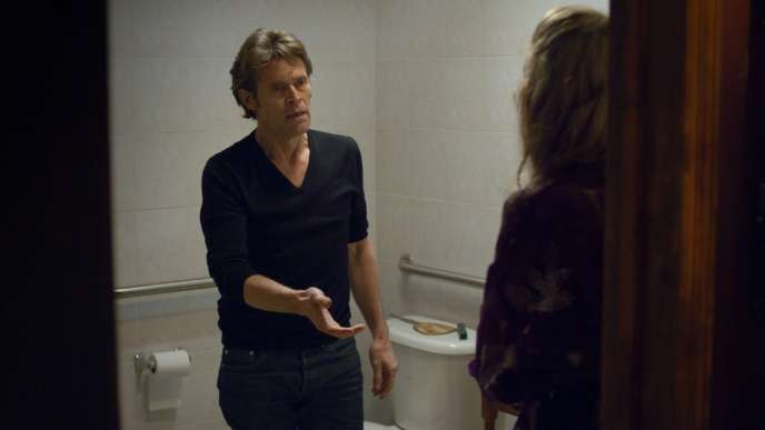 Willem Dafoe dans le film d'Abel Ferrara