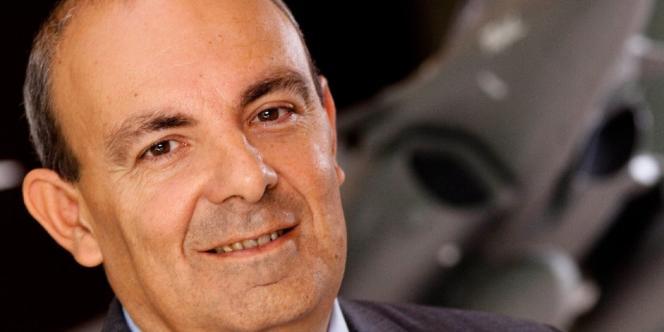 Eric Trappier, le PDG de Dassault Aviation.